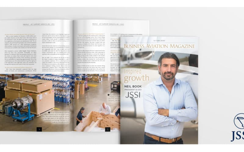 Business Aviation Magazine: Inspired Growth